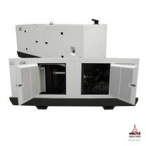 CW Power Generator 100 kVA sound proofed