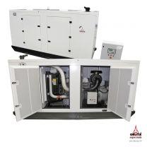 CW Power Generator 200 kVA sound proofed