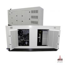 CW Power Generator 380 kVA sound proofed
