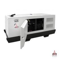 CW Power Generator 40 kVA sound proofed