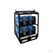 Miller Multioperator Welding Systems XMT Racks