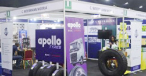 C.Woermann at Lagos Autoparts Expo