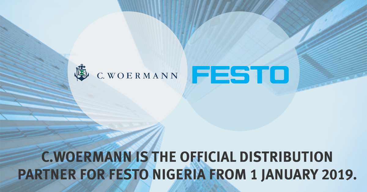 C.Woermann Nigeria and Festo Nigeria Partnership