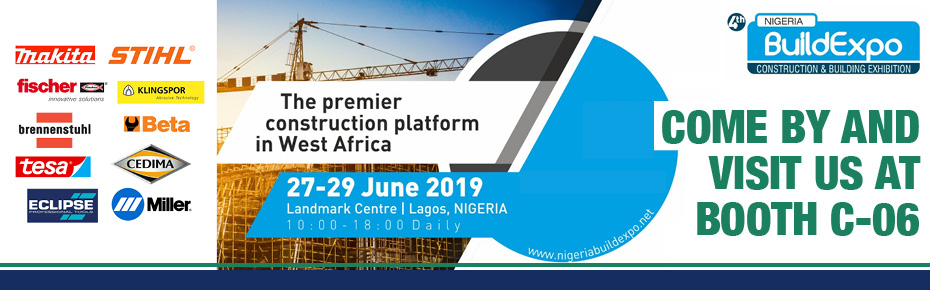 Visit us at Build Expo 2019