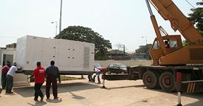 Transport of Big Items