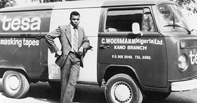 Van of Kano branch