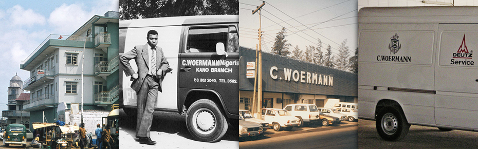 Founded in 1968, C. Woermann Nigeria has a long history